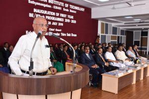 Trustee M P Vijayakumar