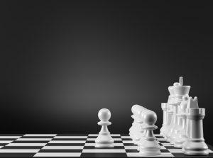 starting chess game