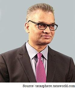 Dr. Santosh Mohanty, Global Head, TCS