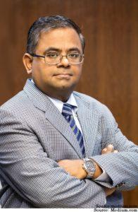 Krishnan Ramanujam, President, TCS