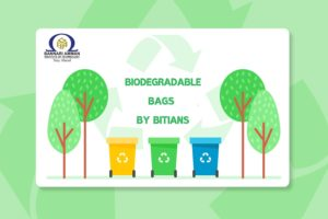 advantages of Bio degradable bags