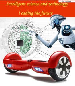 Future of Self-balancing cars