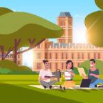 serene campus